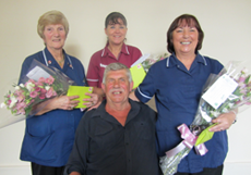 outreach care team 10 years of service